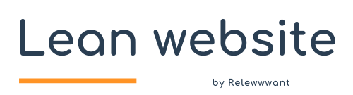 Lean Website Logo
